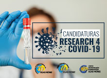 RESEARCH 4 COVID-19 - Candidaturas Aprovadas