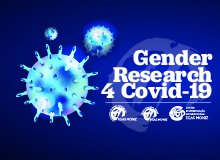 Gender Research 4 Covid-19 - CANDIDATURA APROVADA