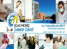 Summer School Egas Moniz 2017