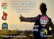 Concurso de Video Egas Moniz